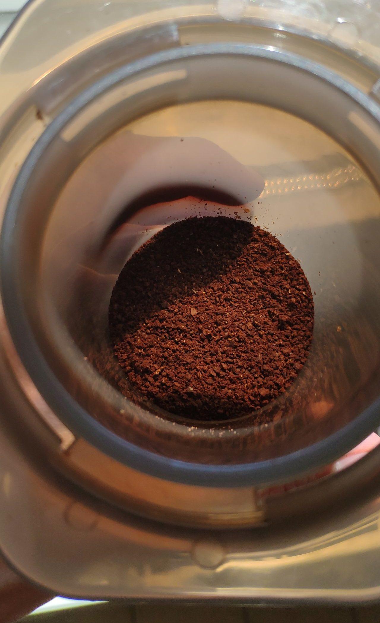 kaffee, grind, aeropress, arhuaco, colombia, Kolumbien, coffee