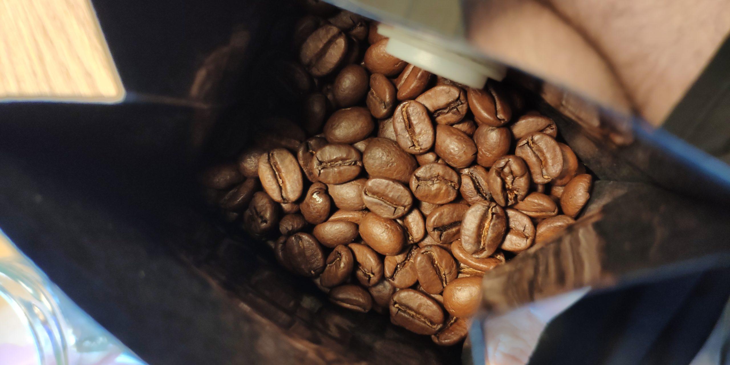 Kaffeebohnen Honduras